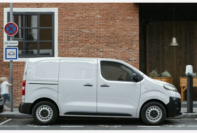 Citroen e-Jumpy 100% electric ordinabile anche in Italia