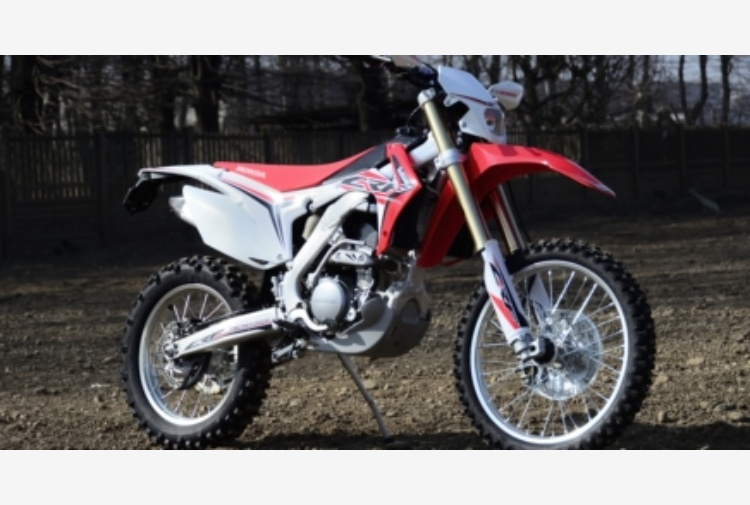Honda CRF 250R e 450R Enduro by RedMoto: Dna racing