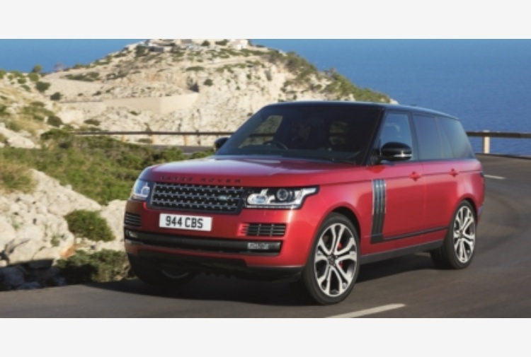 Arriva la speciale Range Rover SVAutobiography Dynamic