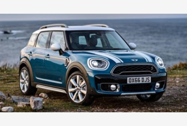Los Angeles: ecco la nuova Mini Countryman